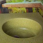 Мойка из искусственного камня купить